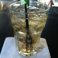 Photo taken at Curbside Cafe by Cameron on 6/17/2012