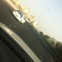 Photo taken at اشارة القادسية by T A. on 4/23/2012
