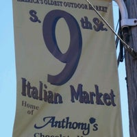 Photo taken at Italian Market by AA M. on 7/26/2012