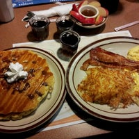 Photo taken at Denny's by Ron T. on 4/21/2012