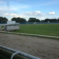Photo taken at Henlow Dog Stadium by David R. on 8/4/2012