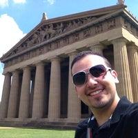Photo taken at The Parthenon by Oscar Alejandro on 6/6/2012