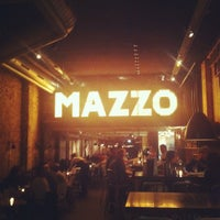 Photo taken at Mazzo by Andreas J. on 4/14/2012