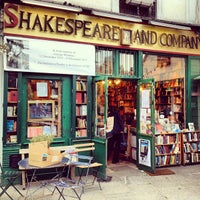 Photo taken at Shakespeare & Company by Michael C. on 6/20/2012