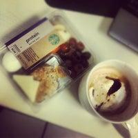 Photo taken at Starbucks by carlos v. on 8/31/2012