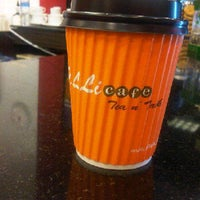 Photo taken at Filli Cafe by Emji on 6/3/2012