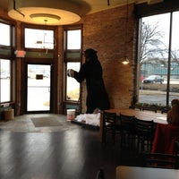 Photo taken at Thirty-Thirty Coffee Company by Richard M. on 2/16/2012