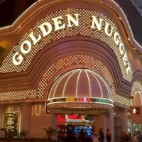 Photo taken at Golden Nugget Hotel & Casino by John T. on 1/19/2012