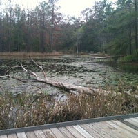 Photo taken at Houston Arboretum & Nature Center by Leana D. on 12/23/2011