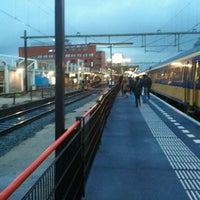 Photo taken at Station Helmond by Wesley G. on 12/30/2011
