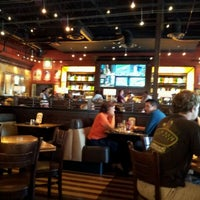 Photo taken at BJ's Restaurant and Brewhouse by Dallas T. on 11/4/2011