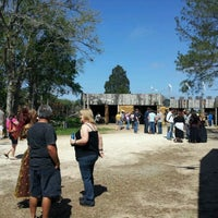 Photo taken at Sherwood Forest Faire by Chris on 3/24/2012