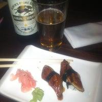 Photo taken at Sushiyobi by Warren A. on 3/28/2012