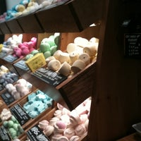 Photo taken at Lush by Michele C. on 1/19/2011