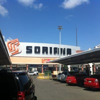 Photo taken at Soriana by Mario B. on 5/9/2012