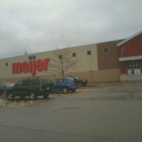 Photo taken at Meijer by BARB on 11/8/2011