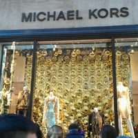 Photo taken at Michael Kors by Daniel S. on 12/11/2011
