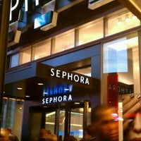 Photo taken at Sephora by Charles B. on 10/16/2011