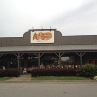 Photo taken at Cracker Barrel Old Country Store by Jon D. on 7/12/2012