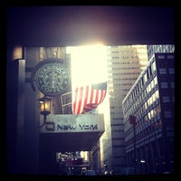 Photo taken at Starbucks by Niall F. on 10/21/2011