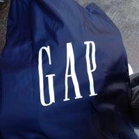 Photo taken at Gap by Antonio J P. on 8/2/2012