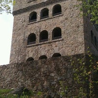Photo taken at Sleeping Giant State Park by Christy J. on 4/30/2012