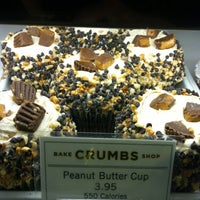 Photo taken at Crumbs Bake Shop by Mollie L. on 5/2/2012