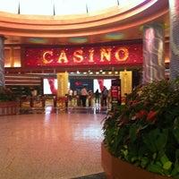 Photo taken at Resorts World Sentosa Casino by lee j. on 5/30/2012