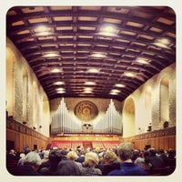 Photo taken at Winthrop Hall by Josh E. on 9/11/2012