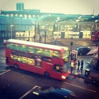Photo taken at Finsbury Park London Underground Station by Alberto R. on 5/11/2012