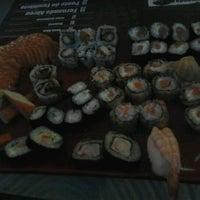 Photo taken at Japinha Sake Bar by Matheus B. on 4/16/2012