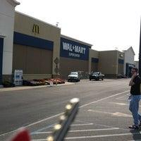 Photo taken at Walmart Supercenter by Larry F. on 5/26/2012