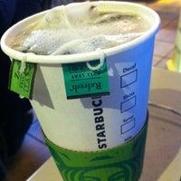 Photo taken at Starbucks by Andrew B. on 3/27/2011
