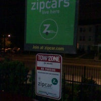 Photo taken at Zipcar @The Shops At Parkland by Mrs. T. on 8/26/2011