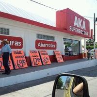 Photo taken at AKA Super Bodega by ! Poio M. on 10/28/2011