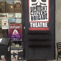 Photo taken at Upright Citizens Brigade Theatre by Scott S. on 7/14/2012