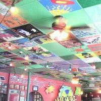 Photo taken at Tijuana Flats by Ece A. on 12/9/2011