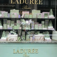 Photo taken at Ladurée by Elena B. on 2/1/2012