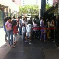 Photo taken at PVR Cinemas Kotak IMAX by Rupal D. on 6/2/2012