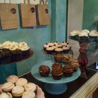 Photo taken at Lavender Moon Cupcakery by Don h. on 9/2/2011