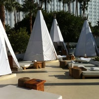 Photo taken at Nikki Beach by Mark D. on 9/22/2011