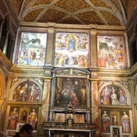 Photo taken at Chiesa di San Maurizio al Monastero Maggiore by Márcio A. on 11/20/2011