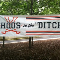 Photo taken at 'Hoos Tailgating by Kelly J. on 9/1/2012