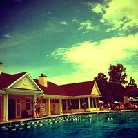 Photo taken at Mays Chapel Swim Club by Rick L. on 7/23/2011
