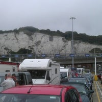 Photo taken at Port of Dover Ferry Terminal by Evan C. on 7/5/2012