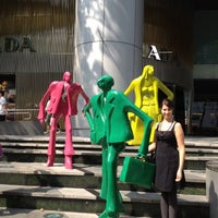 Photo taken at Orchard Road by Jono H. on 8/24/2012