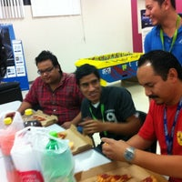 Photo taken at TeleTech's BreakRoom by Vicente T. on 4/26/2012