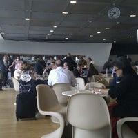 Photo taken at Lufthansa Business Lounge A (Schengen) by Kun H. on 5/18/2012