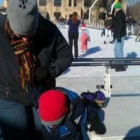 Photo taken at Brenton Skating Plaza by Jayme M. on 12/24/2011