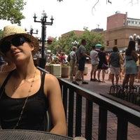Photo taken at Boulder Cafe by Kenyon S. on 7/4/2012